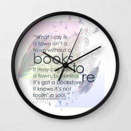 Not Foolin' a Soul Wall Clock