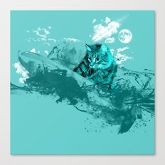 SURF DAY Canvas Print