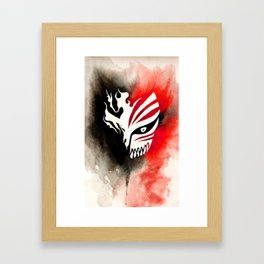The Hollow side Framed Art Print