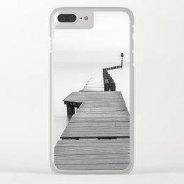 Cleethorpes, Lincolnshire Clear iPhone Case