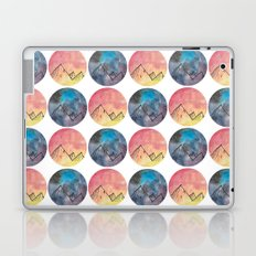 Day and Night Watercolour Laptop & iPad Skin