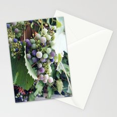 grape Stationery Cards