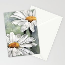 Karen's Daisies Stationery Cards