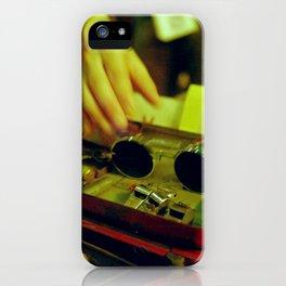Shanghai #16 iPhone Case