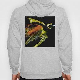 Bird of Paradise Hoody