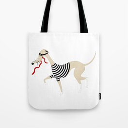 Whippet Thief Tote Bag