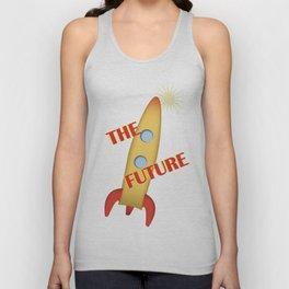 The Future Unisex Tank Top