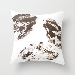 Autumn leaves 5 Throw Pillow