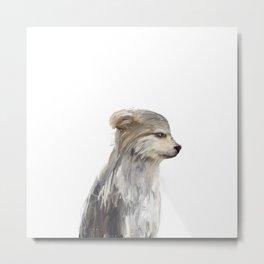 littlest wolf Metal Print