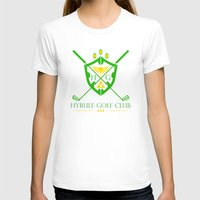 hyrule T-shirts featuring Hyrule Golf by reyrol