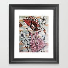 Ingrid Framed Art Print