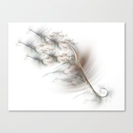 Synaptic Cleff Canvas Print