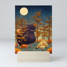 The Opposite Mini Art Print