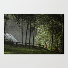 Serenity Walks Canvas Print