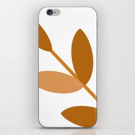Tree branch iPhone Skin