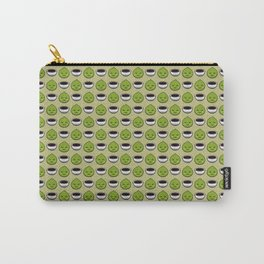 Cute Matcha Carry-All Pouch