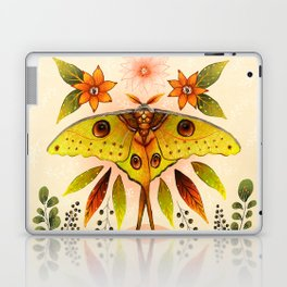 Moth Wings IV Laptop & iPad Skin