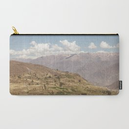 Colca canyon in Arequipa Peru Carry-All Pouch