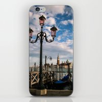venice iPhone & iPod Skins featuring Venice by Michelle McConnell