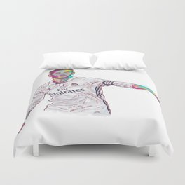 Real Madrid Sergio Ramos Duvet Cover
