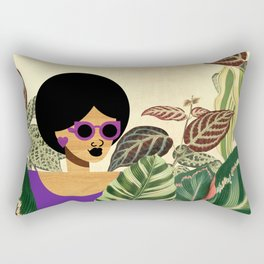 Bayou Girl IV Rectangular Pillow