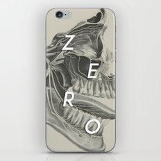 ZERO iPhone & iPod Skin
