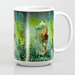 Seahorse Tropical Ocean Life Coffee Mug