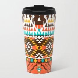 Mix Geometrix Travel Mug