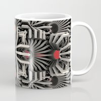 matrix Mugs featuring Calaabachti Matrix by Obvious Warrior