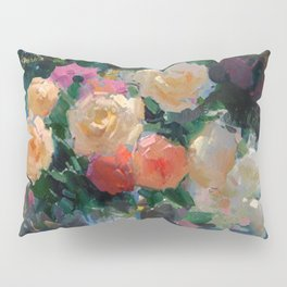 Roses & Fruits Pillow Sham