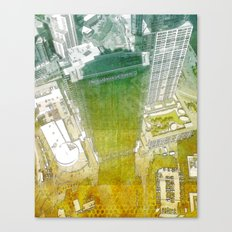 view from Eureka Canvas Print