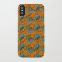 art deco iPhone & iPod Cases featuring Art Deco by Mimi