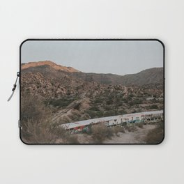 Abandoned Trains in the Mountains Laptop Sleeve