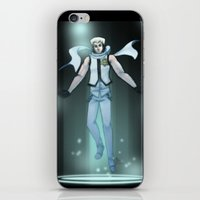 vocaloid iPhone & iPod Skins featuring VOCALOID Zane by Witchy