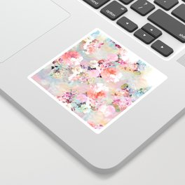 Love of a Flower Sticker