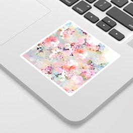 Love of a Flower Sticker