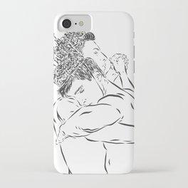 TWO KINGS DANCING iPhone Case