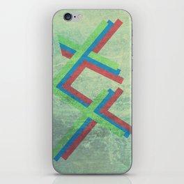 RGB iPhone Skin