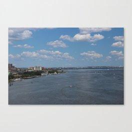 The Potomac River Canvas Print