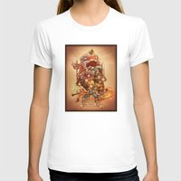 final fantasy T-shirts featuring Final Fantasy IX by Dice