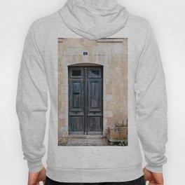Old fashioned door Hoody