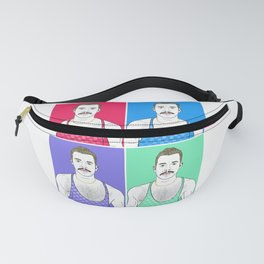 No Artificial Sweeteners Fanny Pack