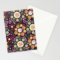 Fruit fun Stationery Cards