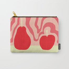 Pear and apple Carry-All Pouch