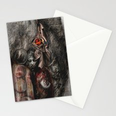 Babylonian  Bacon  Stationery Cards