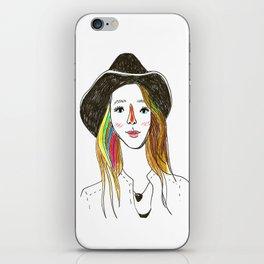 Lorena - SuperFriends Collection iPhone Skin