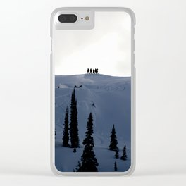 Backcountry Gents Clear iPhone Case