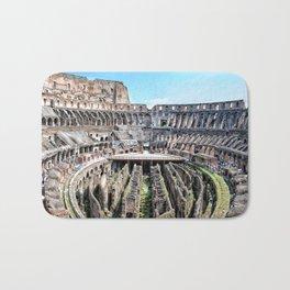 Roma, Colosseo interno | Rome, inside colosseum Bath Mat