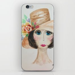 Vivienne iPhone Skin