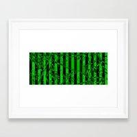 waldo Framed Art Prints featuring WALDO by Ken Forst